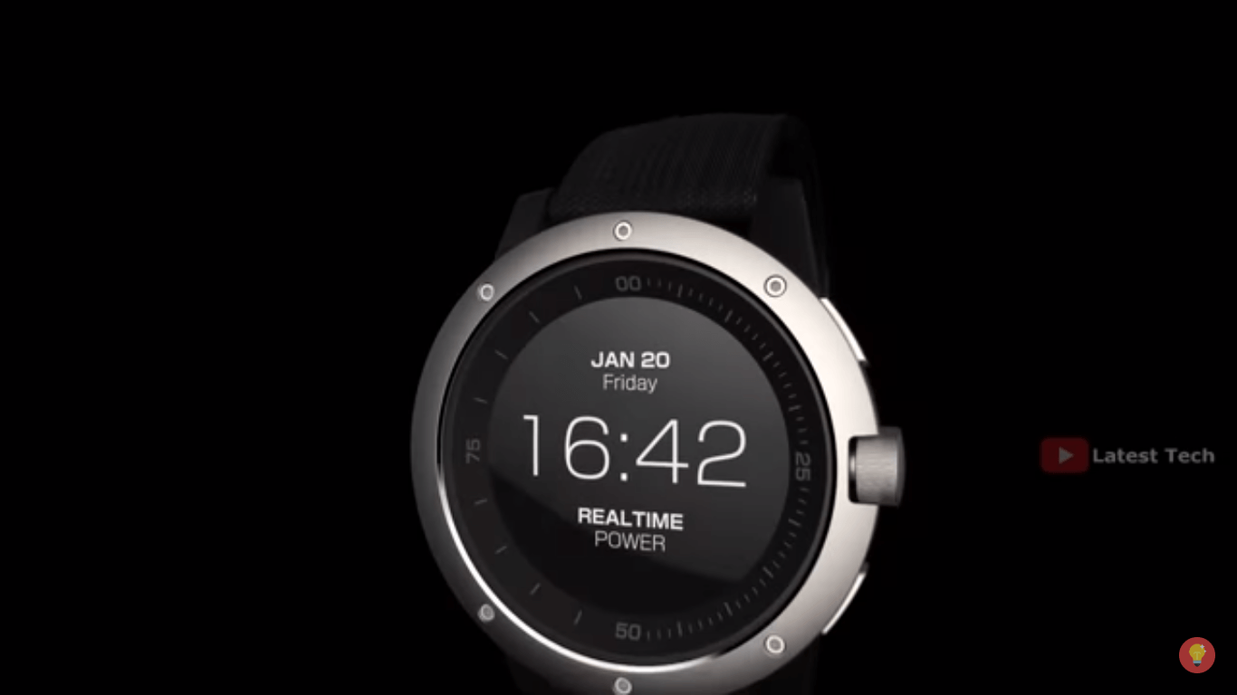 matrix smart watch