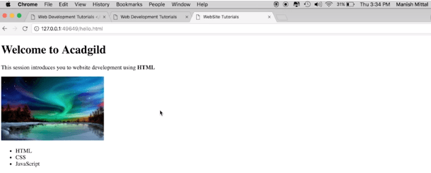 How to make a free website using html [in 5 minutes]