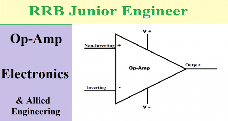 opamp - Introduction to Operational Amplifier - Study